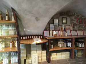 Grappa, Destillerie, Brennerei, Weingut