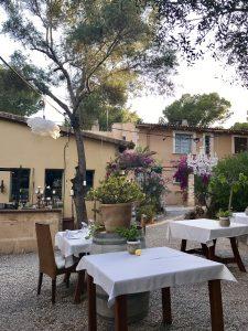 Gartenrestaurant Es Pinaret