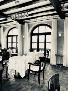 Abendessen im Hotel Adler Thermae
